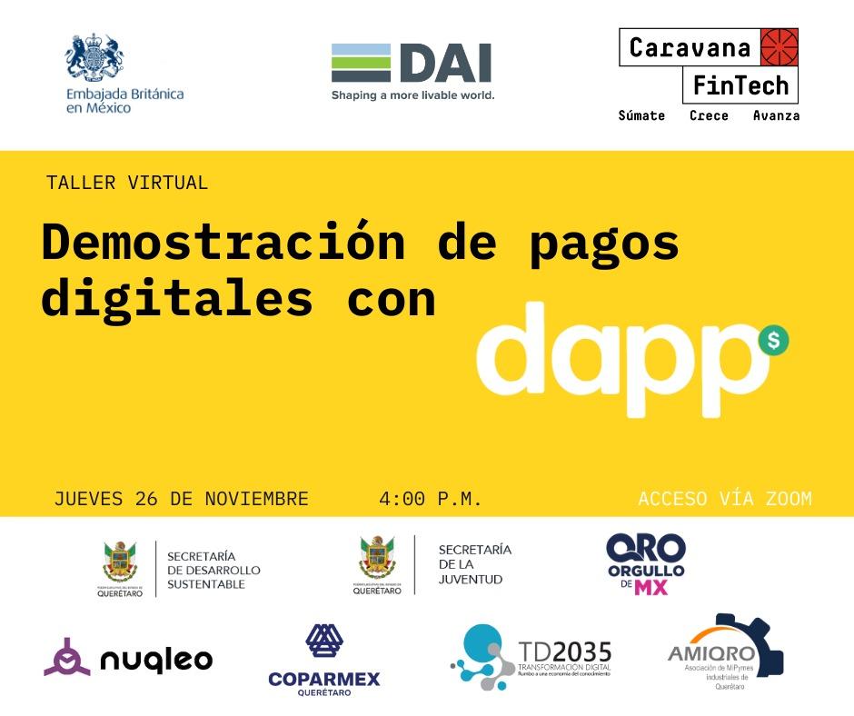 Demostracion de pagos digitales